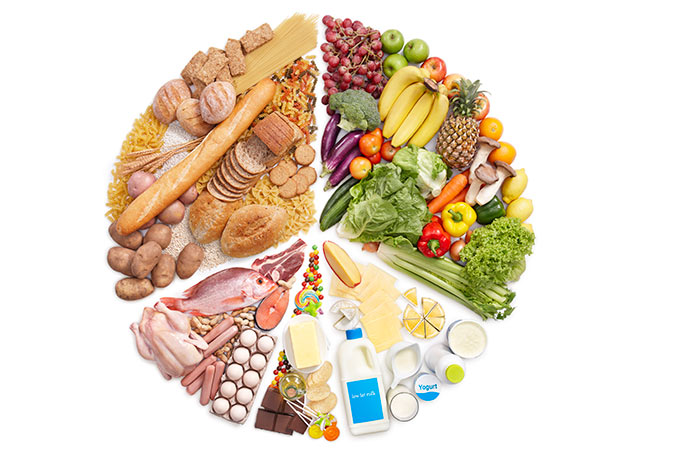 Diet and food for hair growth