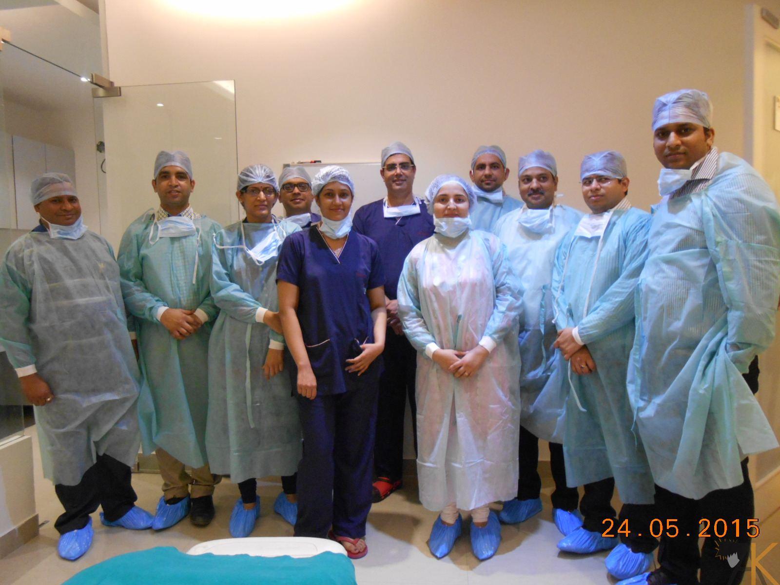 Hair Transplant Workshop  2