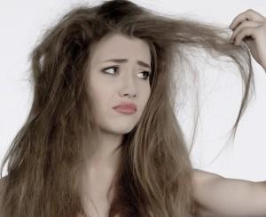 fizzy hair
