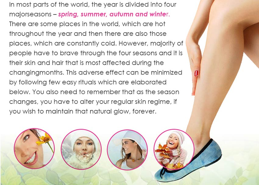 Infographic on skin care 2