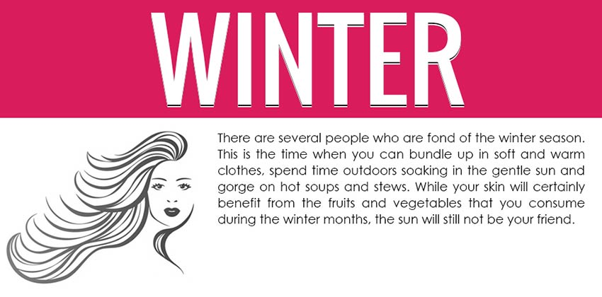 Infographic on skin care for every season_13