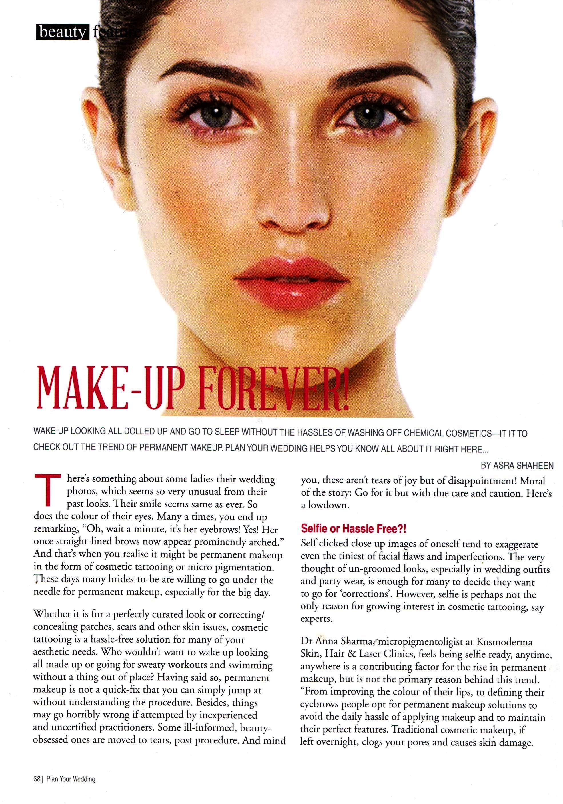 Make Up Forever 1