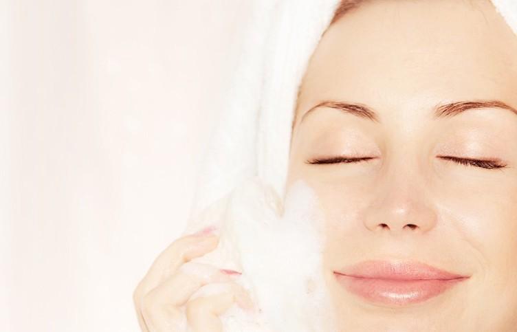 exfoliation - dead skin removal