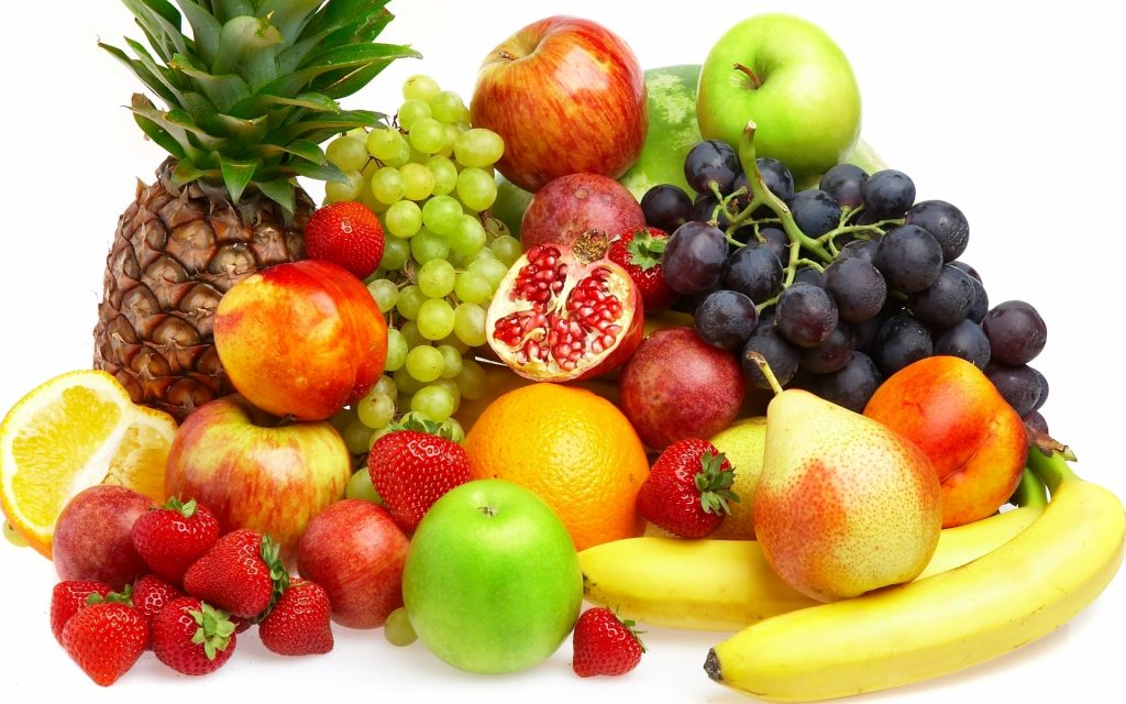 Fruits help in anti aging treatment
