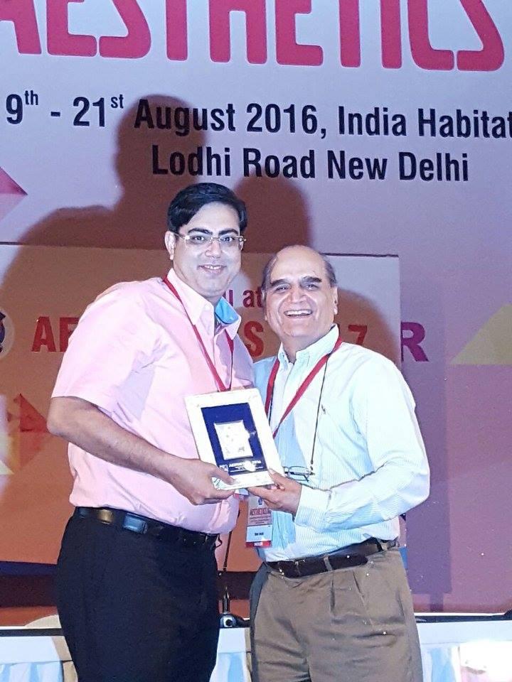 Dr Kapil Dua at new delhi