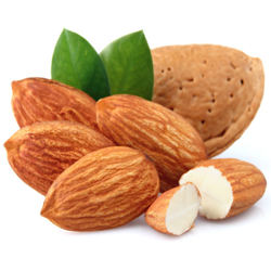 Almonds -Natural DHT Blocker