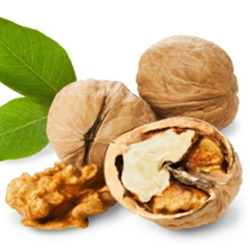 Walnuts promotes hair growth