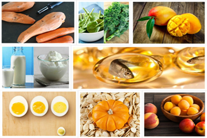 Hair Growth Vitamins Food 101